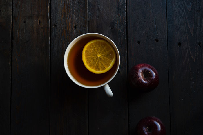 Healing Lemon and Ginger Bone Broth